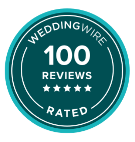 Weddingwire Review Badge