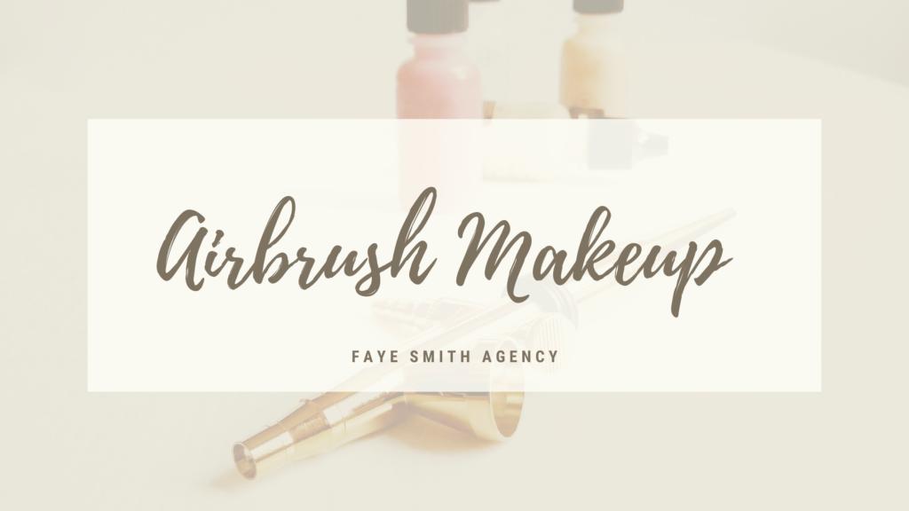 airbrush makeup banner