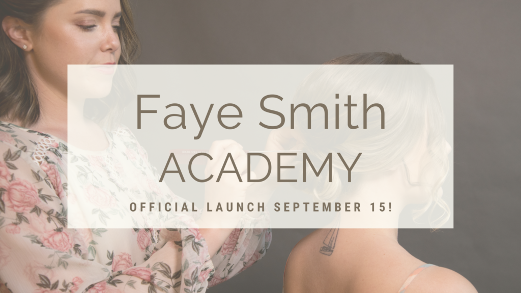 faye smith academy banner